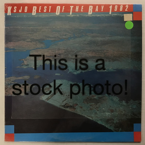 KSJO Best of the Bay 1982 - Compilation - SEALED - vinyl record LP