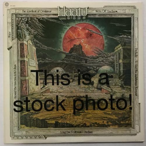 Klaatu - Hope - vinyl record album LP
