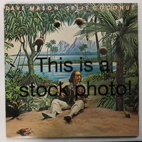 Dave Mason - Split Coconut - Vinyl record album lp
