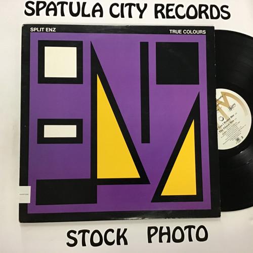 Split Enz - True Colours - vinyl record LP
