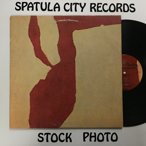 Graham Parker - The Up Escalator - vinyl record LP