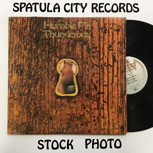 Humble Pie - Thunderbox - vinyl record LP
