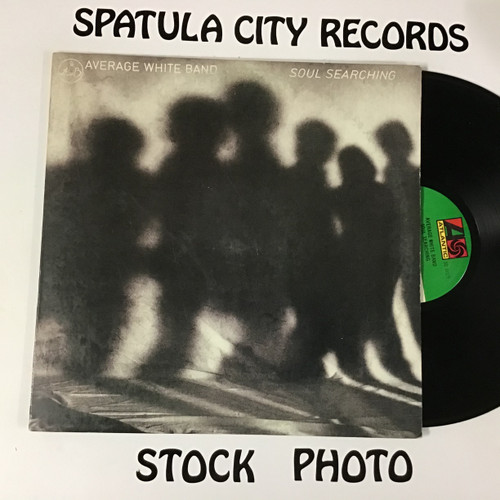 Average White Band - Soul Searching - vinyl record LP