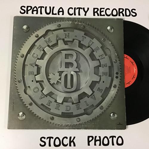 Bachman-Turner Overdrive - Bachman-Turner Overdrive  - vinyl record LP