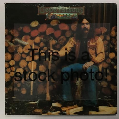 Gene Parsons - Kindling -vinyl record album LP