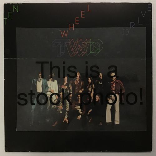 Ten Wheel Drive - Ten Wheel Drive - vinyl record LP