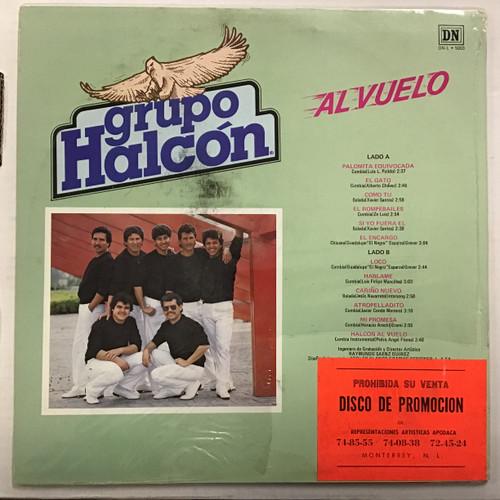 Grupo Halcon - Al Vuelo - SEALED Vinyl record LP