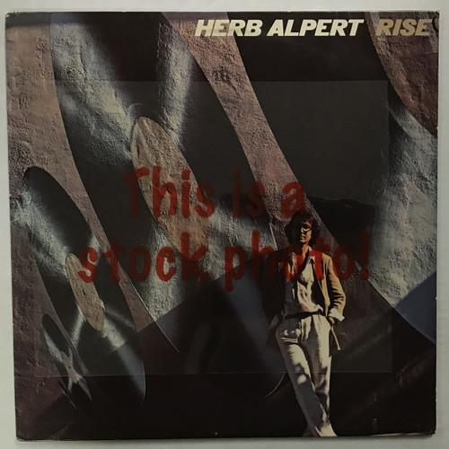 Herb Alpert - Rise - vinyl record album LP