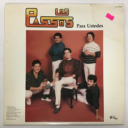 Los Passos - Para ustedess Vinyl record LP