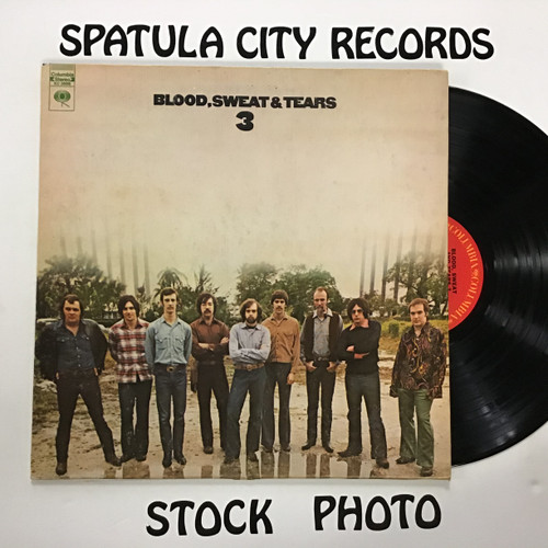 Blood, Sweat and Tears - Blood, Sweat and Tears 3 - vinyl record LP