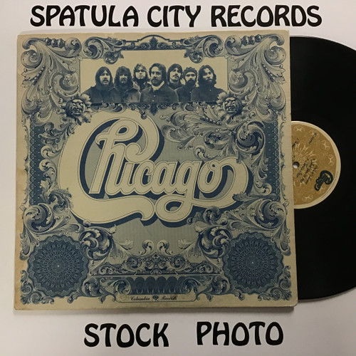 Chicago - Chicago VI - vinyl record LP