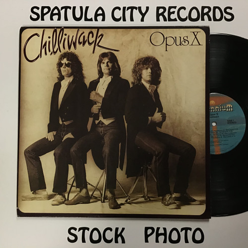 Chilliwack - Opus X - IMPORT - vinyl record LP