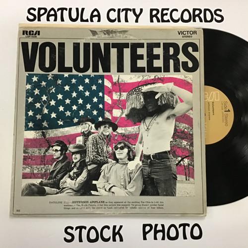 Jefferson Airplane - Volunteers - vinyl record LP