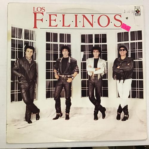 Los Felinos - Los Felinos Vinyl record LP