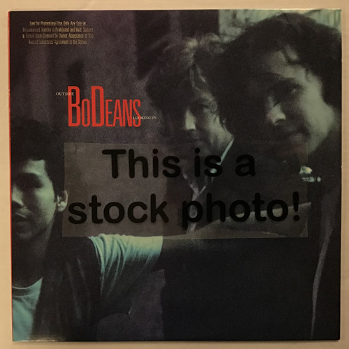 BoDeans - Outside Looking In - vinyl record LP