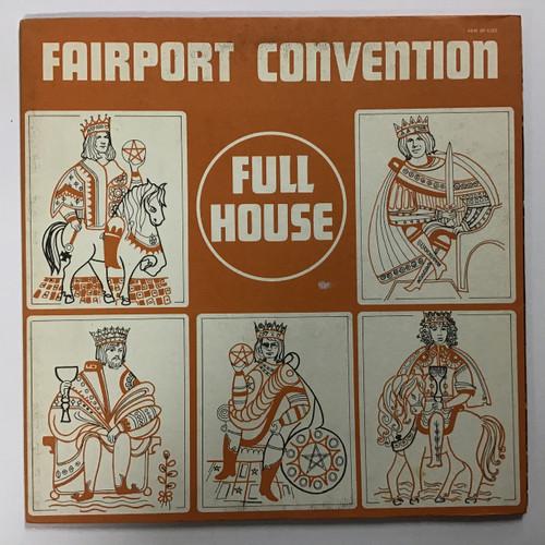 Fairport Convention - Full House - vinyl record LP