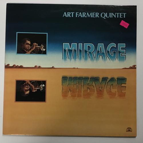Art Farmer Quintet - Mirage - IMPORT - vinyl record LP