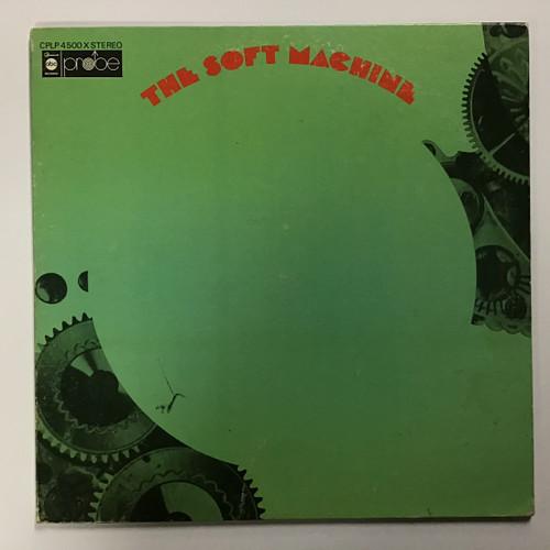 Soft Machine, The - The Soft Machine - vinyl record LP