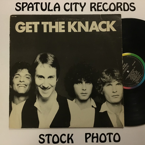 Knack, The - Get the Knack - vinyl record LP