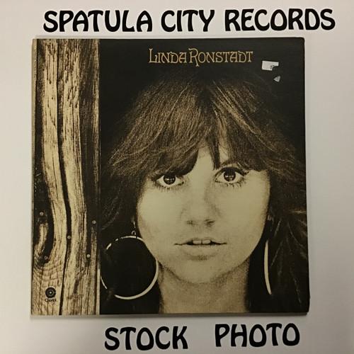 Linda Ronstadt - Linda Ronstadt - vinyl record LP