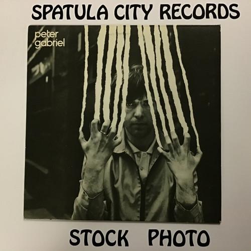 Peter Gabriel - Peter Gabriel - vinyl record LP