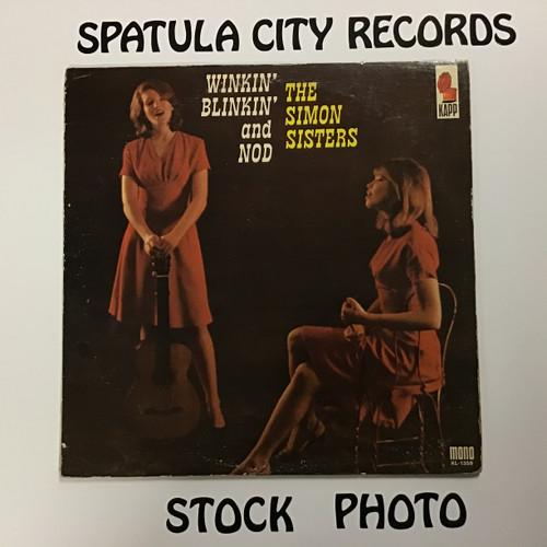 Simon Sisters, The - Winkin', Blinkin' and Nod - MONO - vinyl record LP