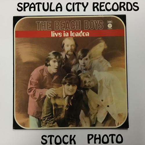Beach Boys, The - Live in London - IMPORT - vinyl record LP