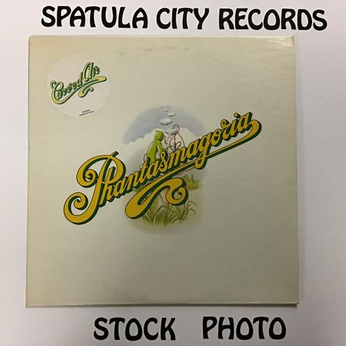 Curved Air - Phantasmagoria - PROMO - vinyl record LP