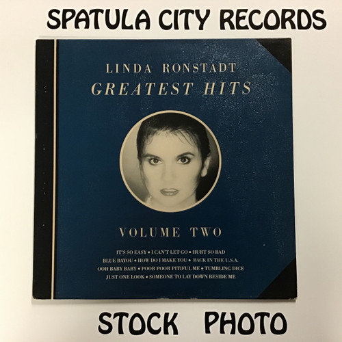 Linda Ronstadt - Greatest Hits Volume Two - vinyl record LP