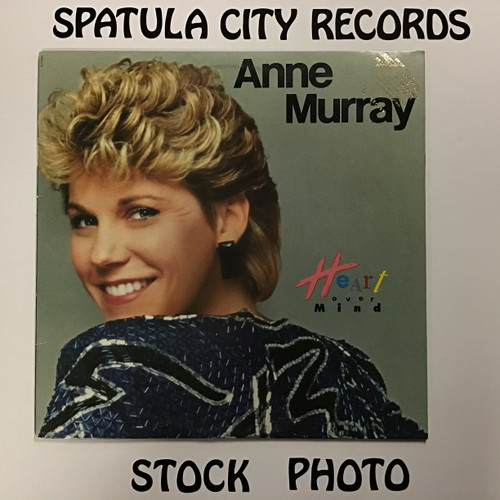 Anne Murray - Heart Over Mind - vinyl record LP