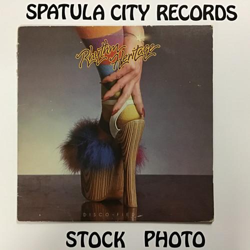 Rhythm Heritage - Disco-Fied - vinyl record LP