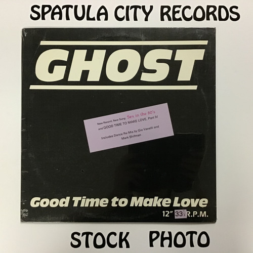Ghost - Good Time To Make Love - vinyl record LP