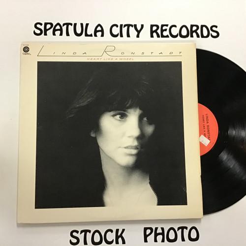 Linda Ronstadt - Heart Like a Wheel Vinyl record LP