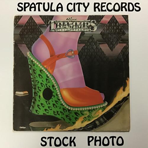 Trammps, The - Disco Inferno - vinyl record LP