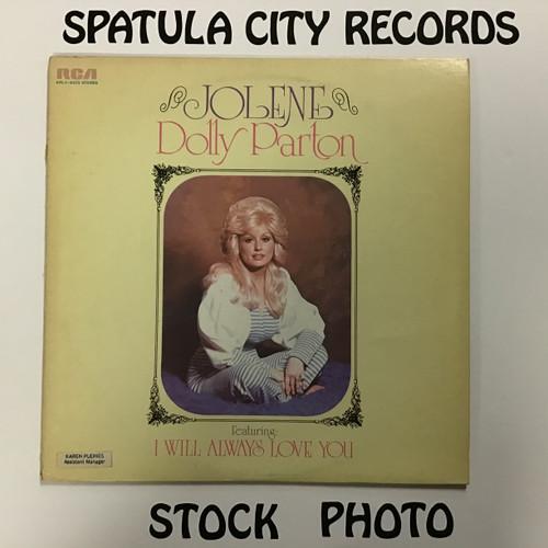 Dolly Parton - Jolene - vinyl record LP