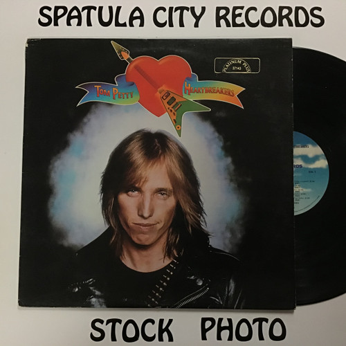 Tom Petty and the Heartbreakers - Tom Petty and the Heartbreakers  - vinyl record LP