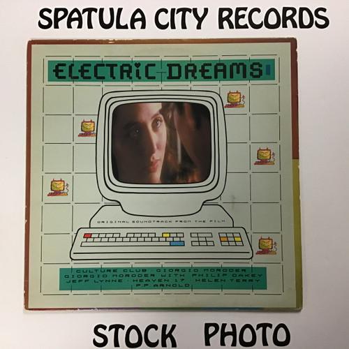 Electric Dreams - Soundtrack - vinyl record LP