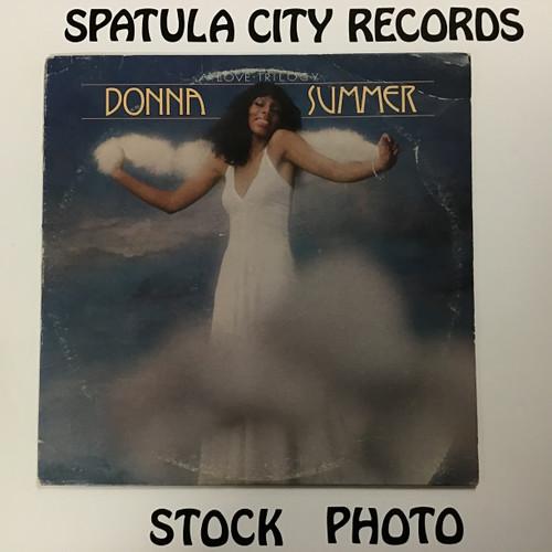 Donna Summer - A Love Trilogy - vinyl record LP