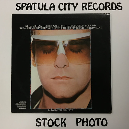 Elton John - Victim of Love  - SEALED - Vinyl Record LP