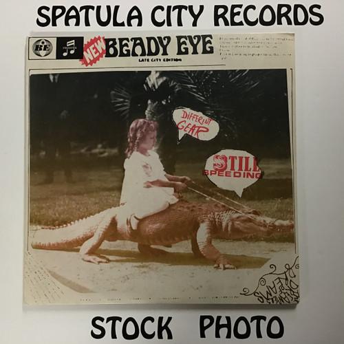 Beady Eye - Different Gear Still Speeding - Double vinyl record LP