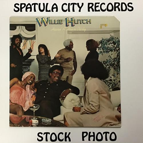 Willie Hutch - Havin' a House Party - vinyl record LP