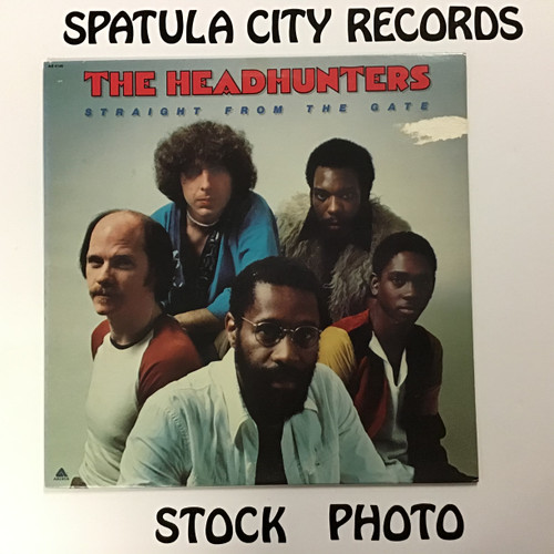 Headhunters, The - Straight From the Gate - vinyl record LP