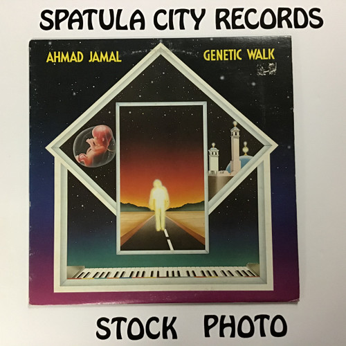 Ahmad Jamal - Genetic Walk - vinyl record LP