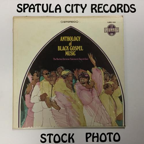 Harlem Christian Tabernacle Church Choir, The - Anthology of Black Gospel Music - vinyl record LP