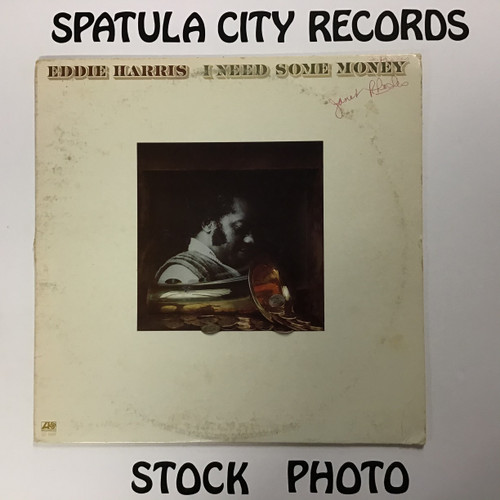 Eddie Harris - I Need Some Money - vinyl record LP
