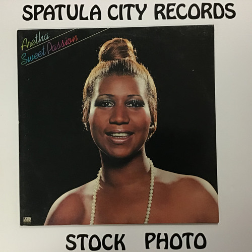 Aretha Franklin - Sweet Passion - vinyl record LP