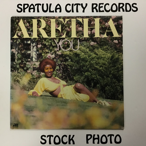 Aretha Franklin - You - vinyl record LP