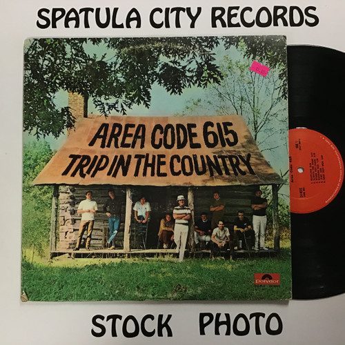 Area Code 615 - Trip in the Country - vinyl record LP