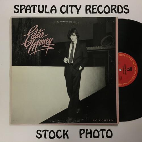 Eddie Money - No Control - vinyl record LP