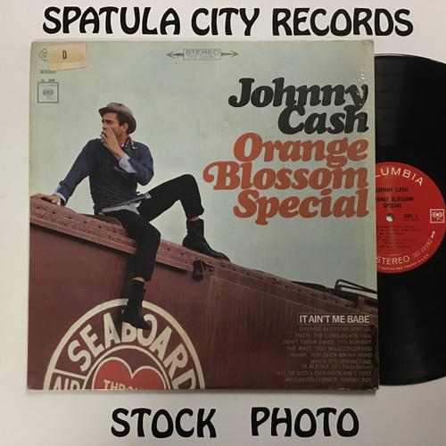 Johnny Cash - Orange Blossom Special - vinyl record LP